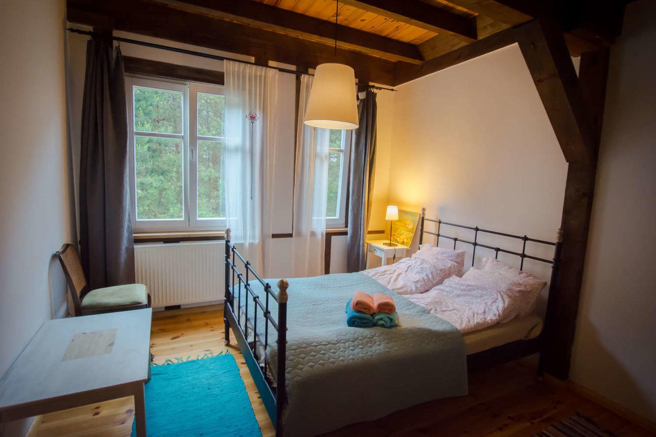 pokój dla dwojga w kolonii mazurskiej